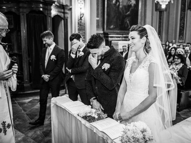 Il matrimonio di Simone e Stefania a Cantalupa, Torino 38