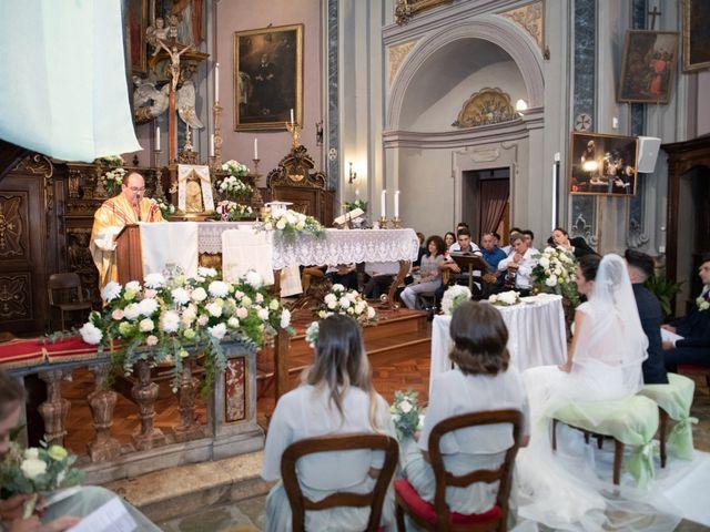 Il matrimonio di Simone e Stefania a Cantalupa, Torino 40