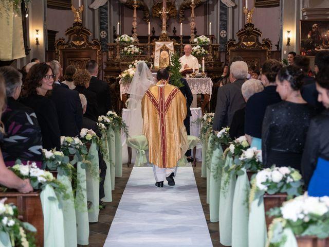 Il matrimonio di Simone e Stefania a Cantalupa, Torino 42