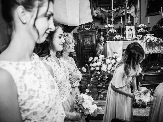 Il matrimonio di Simone e Stefania a Cantalupa, Torino 43