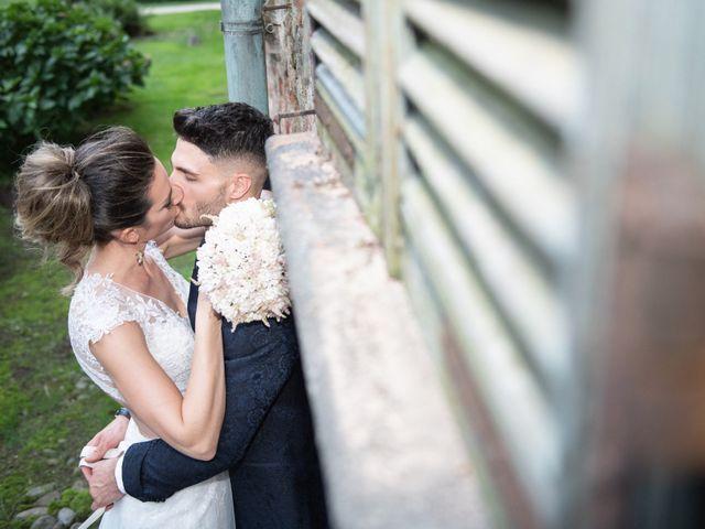 Il matrimonio di Simone e Stefania a Cantalupa, Torino 58