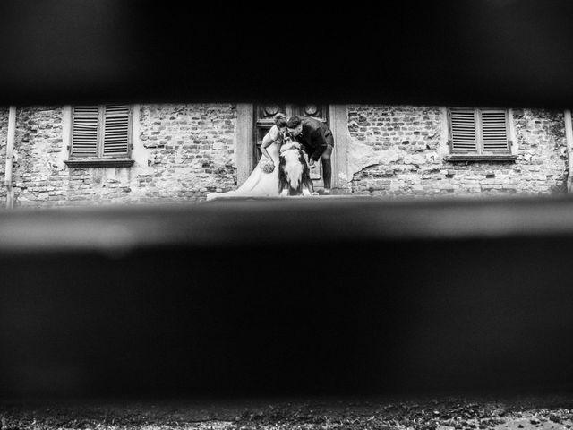 Il matrimonio di Simone e Stefania a Cantalupa, Torino 59