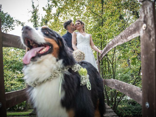Il matrimonio di Simone e Stefania a Cantalupa, Torino 60