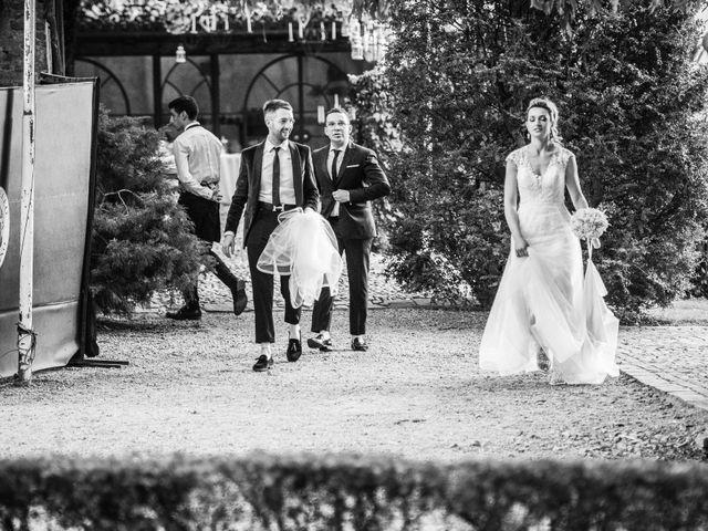 Il matrimonio di Simone e Stefania a Cantalupa, Torino 61