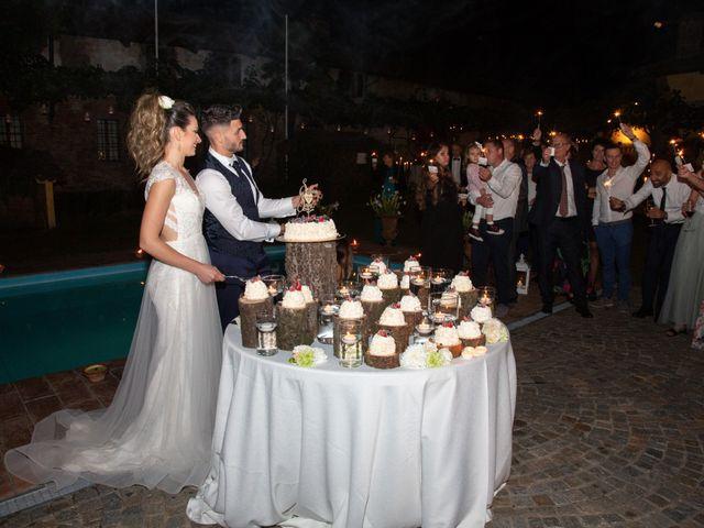 Il matrimonio di Simone e Stefania a Cantalupa, Torino 70