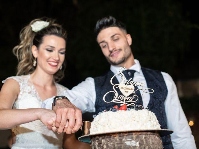 Il matrimonio di Simone e Stefania a Cantalupa, Torino 72