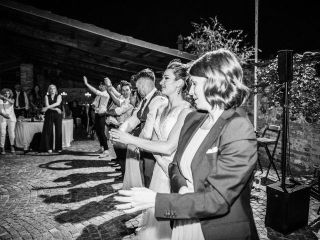 Il matrimonio di Simone e Stefania a Cantalupa, Torino 73