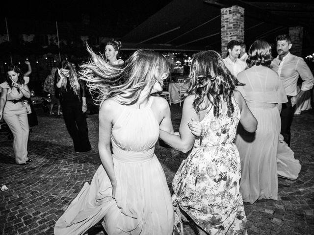 Il matrimonio di Simone e Stefania a Cantalupa, Torino 74