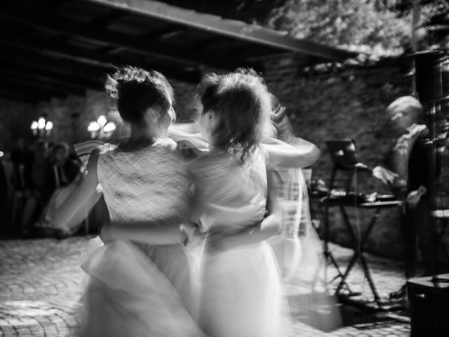 Il matrimonio di Simone e Stefania a Cantalupa, Torino 77