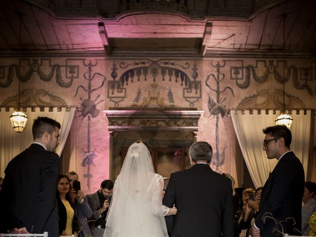 Il matrimonio di Simone e Vitrina a Persico Dosimo, Cremona 17