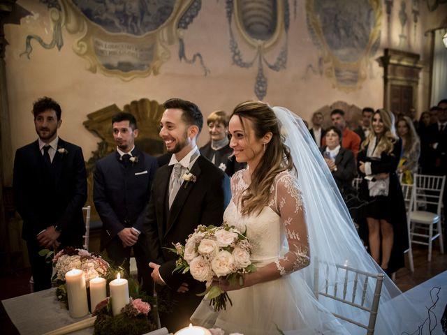 Il matrimonio di Simone e Vitrina a Persico Dosimo, Cremona 18