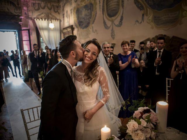 Il matrimonio di Simone e Vitrina a Persico Dosimo, Cremona 23