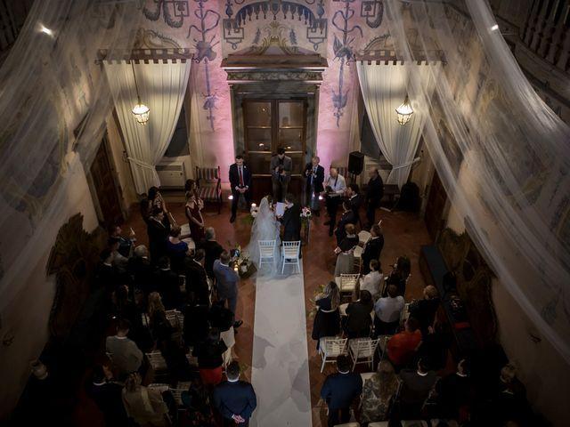 Il matrimonio di Simone e Vitrina a Persico Dosimo, Cremona 26