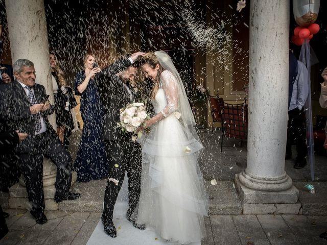 Il matrimonio di Simone e Vitrina a Persico Dosimo, Cremona 31
