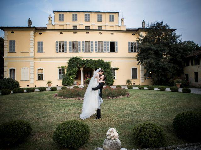 Il matrimonio di Simone e Vitrina a Persico Dosimo, Cremona 44