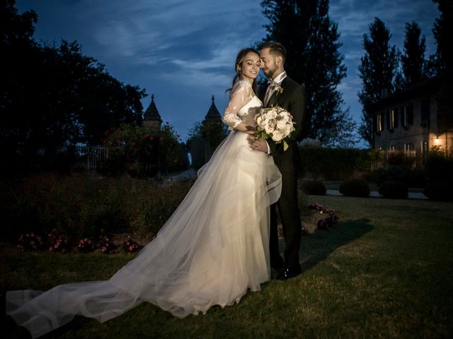 Il matrimonio di Simone e Vitrina a Persico Dosimo, Cremona 56