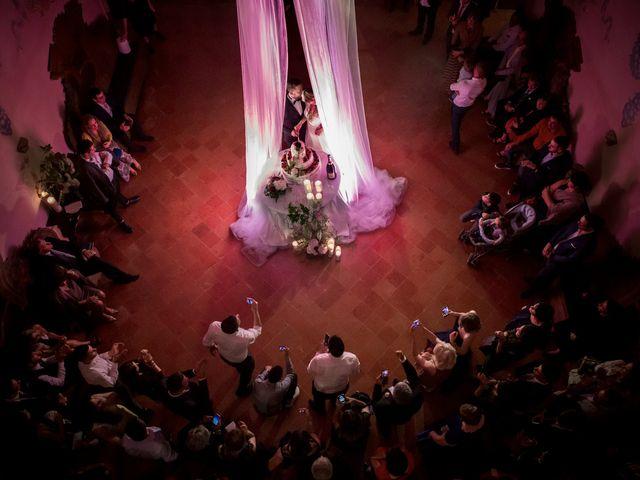 Il matrimonio di Simone e Vitrina a Persico Dosimo, Cremona 64