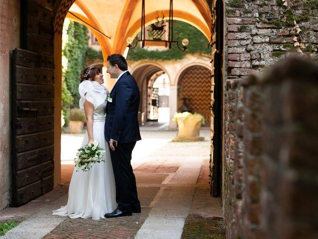 Il matrimonio di Mauro e Valentina a Sartirana Lomellina, Pavia 8