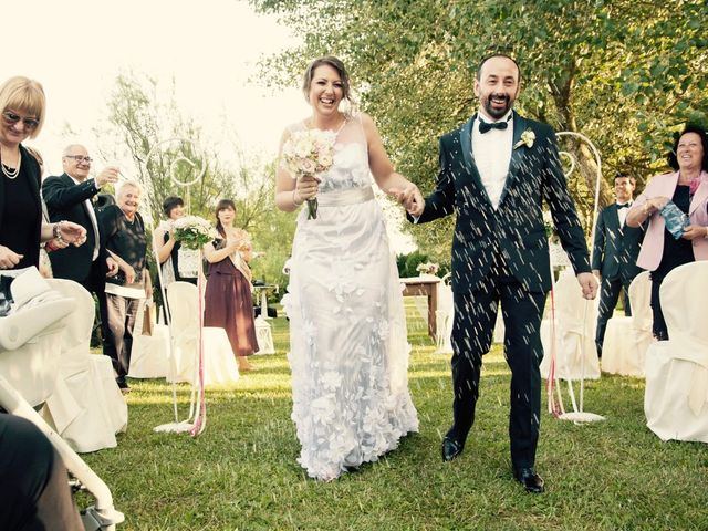 Il matrimonio di Simone e Ilaria a Bovolenta, Padova 8