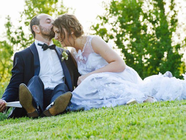 Il matrimonio di Simone e Ilaria a Bovolenta, Padova 10