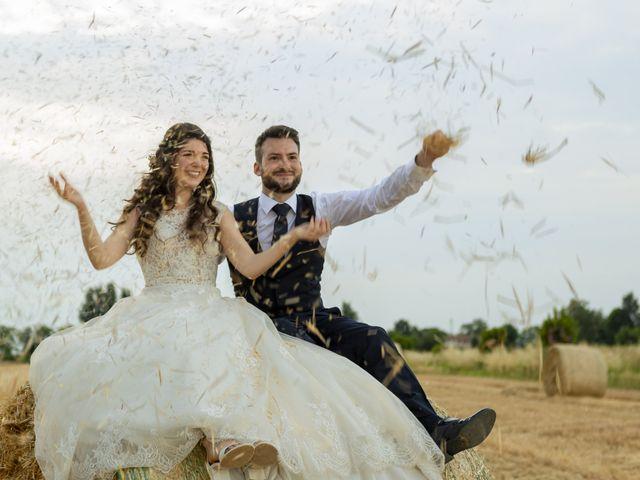 Il matrimonio di Giacomo e Alice a Verona, Verona 1