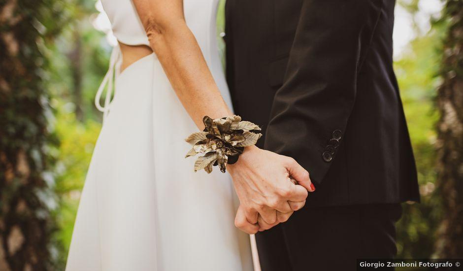 Il matrimonio di Mehmet e Gulcin a Riva del Garda, Trento