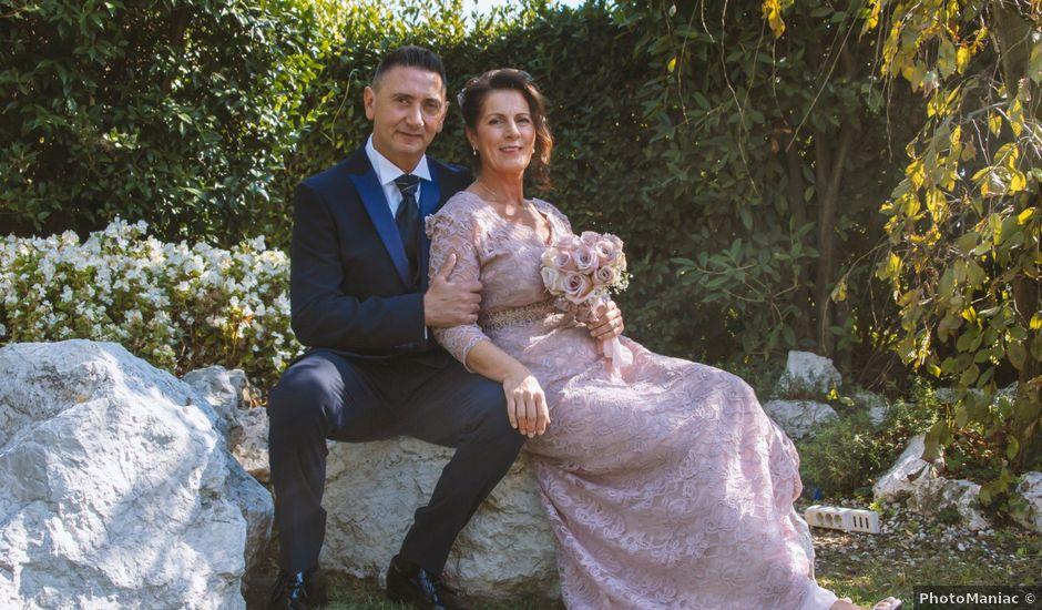 Il matrimonio di Antonino e Claudia a Erbusco, Brescia