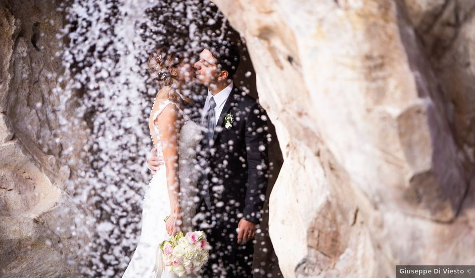 Il matrimonio di Vito e Mariangela a San Pancrazio Salentino, Brindisi
