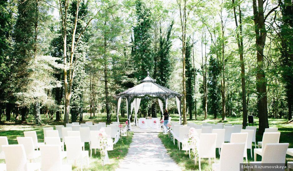 Il matrimonio di Fabio e Nataly a Vigevano, Pavia