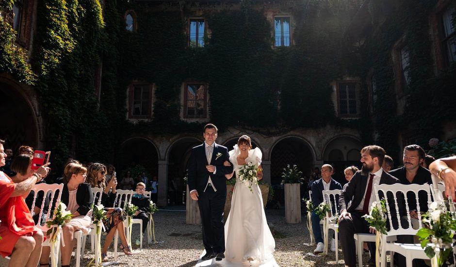 Il matrimonio di Mauro e Valentina a Sartirana Lomellina, Pavia