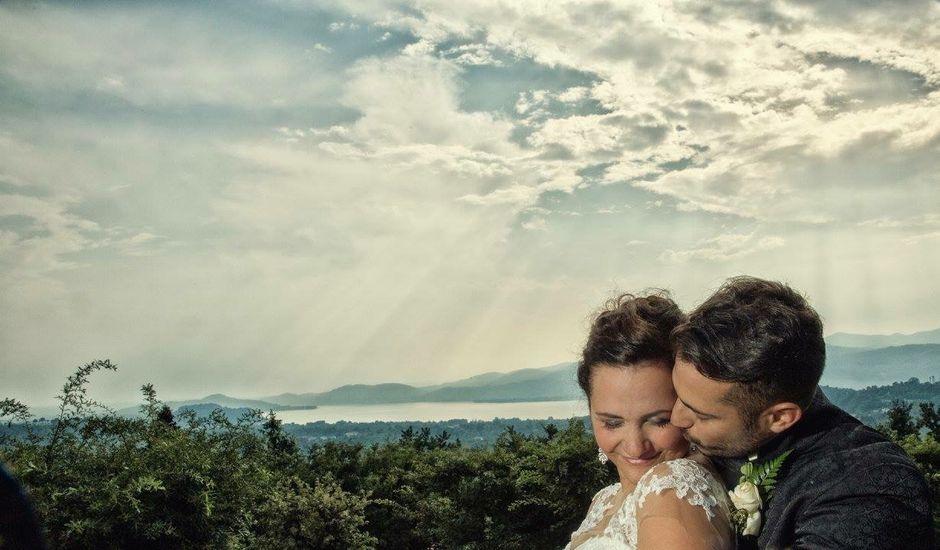 Il matrimonio di marco e greta  a Varese, Varese