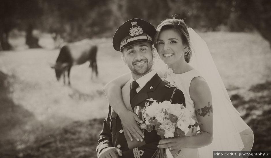 Il matrimonio di Simone e Giusy a San Giovanni Rotondo, Foggia