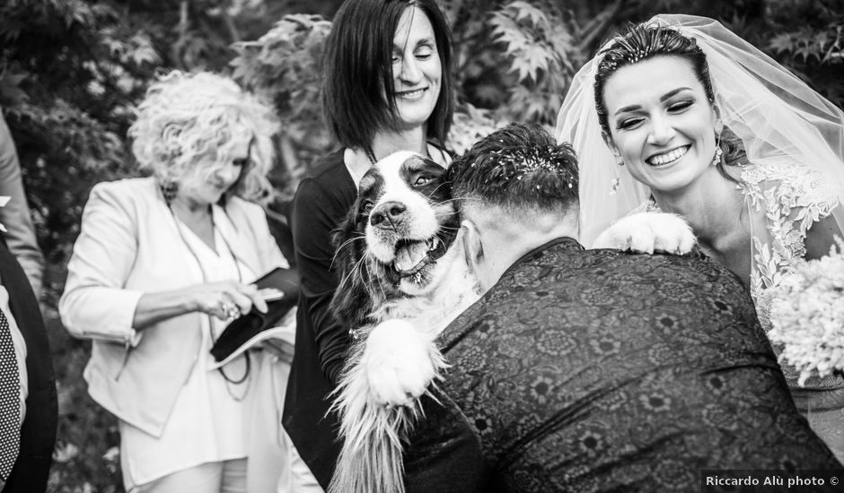 Il matrimonio di Simone e Stefania a Cantalupa, Torino