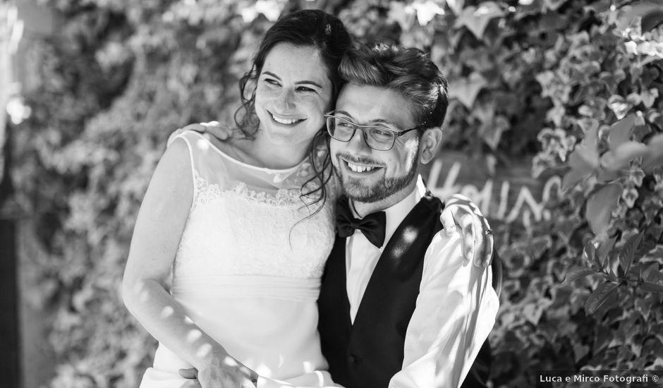 Il matrimonio di Fabio e Elena a San Giorgio delle Pertiche, Padova