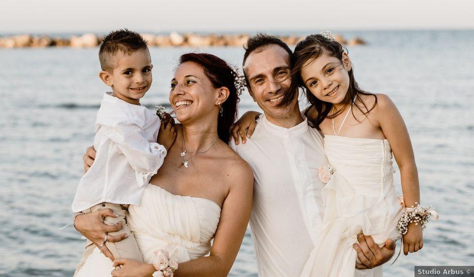 Il matrimonio di Sabrina e Giuseppe a Porto San Giorgio, Fermo