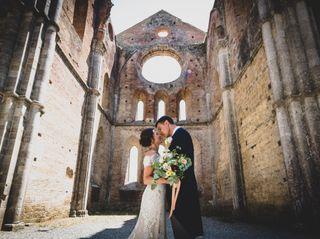 Le nozze di Alexis e Gillian