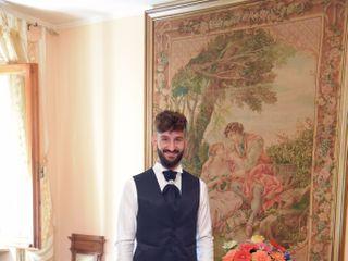 le nozze di Ludovica e Matteo 1