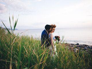 Le nozze di Jessica e David