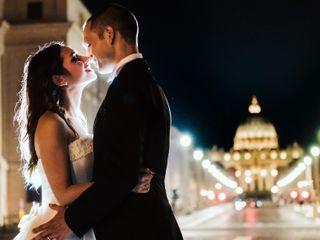 Le nozze di Marika e Alessio