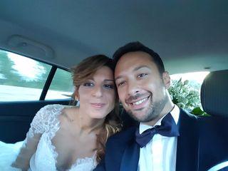 Le nozze di Giuseppe Adessi e Simona Arnone