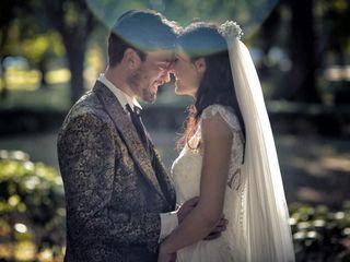 Le nozze di Emanuele e Jessica