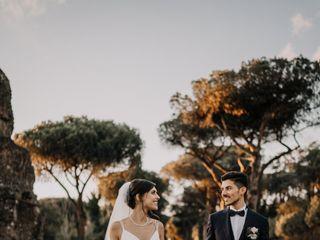 Le nozze di Ester e Francesco 1