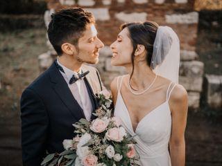 Le nozze di Ester e Francesco 3