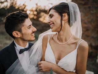 Le nozze di Ester e Francesco