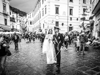 Le nozze di Antonio e Paola