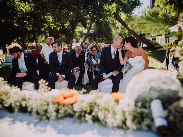 Il matrimonio di Gianluca e Claudia a Napoli, Napoli 33