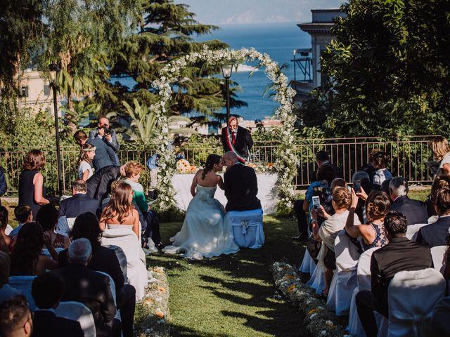 Il matrimonio di Gianluca e Claudia a Napoli, Napoli 34