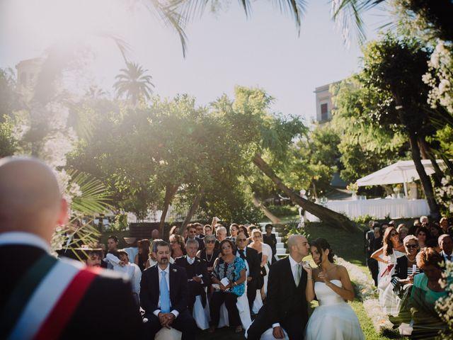 Il matrimonio di Gianluca e Claudia a Napoli, Napoli 39