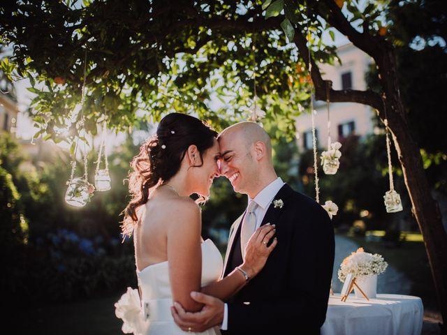 Il matrimonio di Gianluca e Claudia a Napoli, Napoli 47