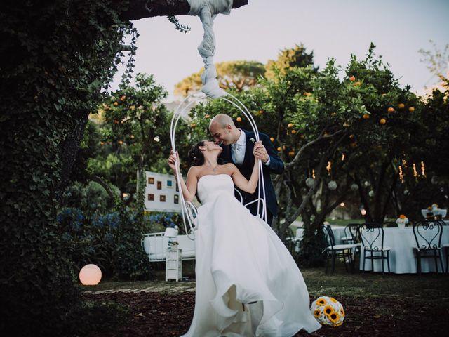 Il matrimonio di Gianluca e Claudia a Napoli, Napoli 53